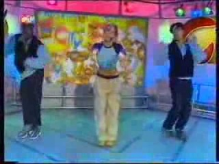 Britney Spears Baby One More Time Live On CITV