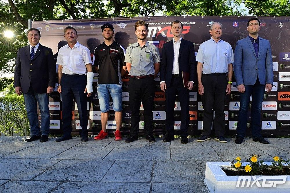 MXGP 2018, этап 6 - Орлёнок, Россия (результаты)