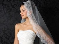 """Свадебная фата от Свадебного бутика  """"Хочу замуж """" с 50% скидкой!"""