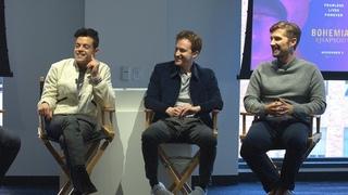 Rami Malek, Gwilym Lee, Joseph Mazzello: