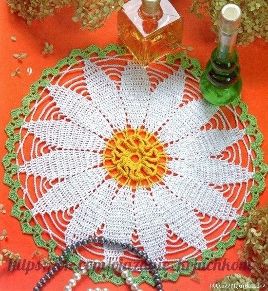 Delicadezas en crochet gabriela carpeta en ganchillo - Dibujos de ganchillo ...
