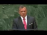Jordan - King Addresses General Debate, 73rd Session