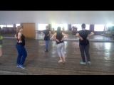 видео связки танца