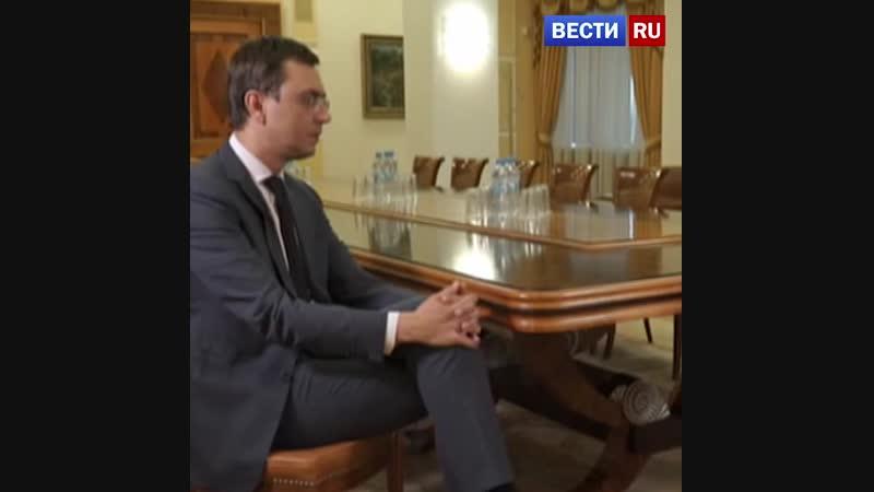 Украинский министр инфраструктуры ратует за войну с Россией.