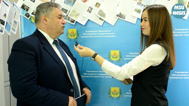 Министр информации А Н Карлюкевич