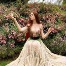 Дизайнер из Франции Sylvie Facon шьет нереальные платья…