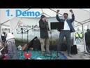 Für Deutsche Kultur in Deutschland - Kundgebung vor dem Reichstag