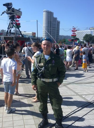 Евгений Кочанов, 25 апреля 1990, Сыктывкар, id64140047