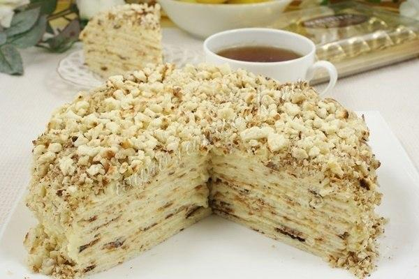Тортики, пироженки, парфе RmrfvTu-TQc