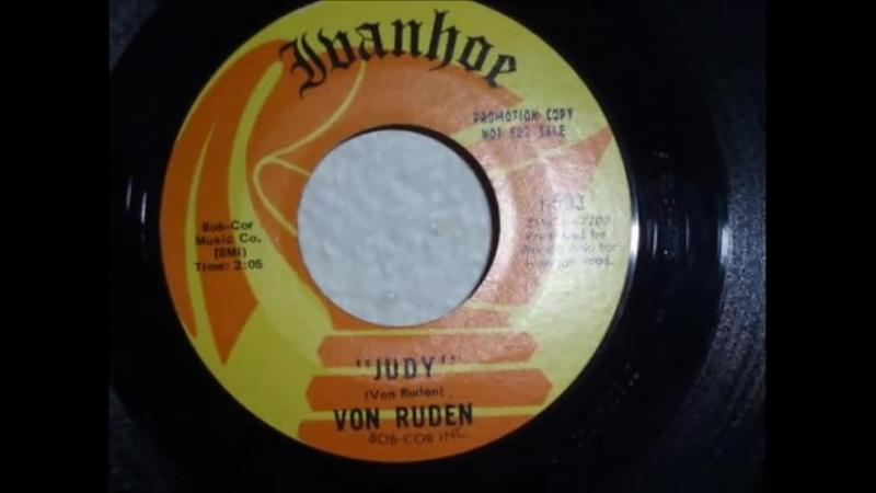 Von Ruden - Judy (1970) US Moody Garage Psych Rock