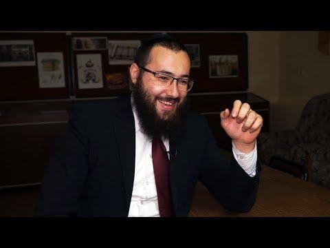 Раввин Эли из Биробиджана | ЧЕЛОВЕК НА КАРТЕ