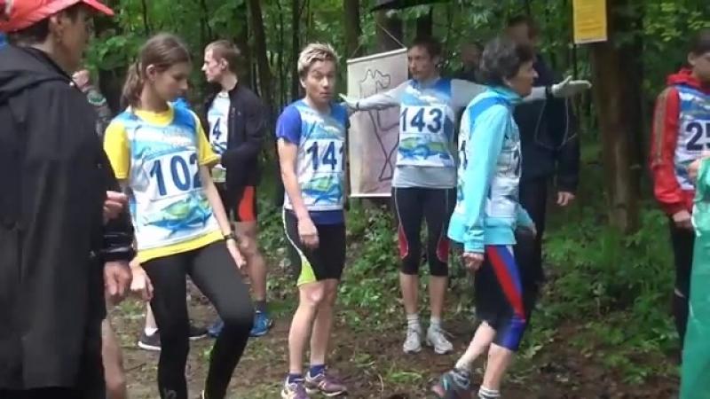 На трассе «Волкуша» прошел легкоатлетический забег «Весенний кросс».