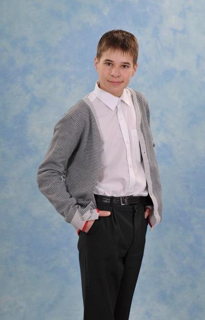 Максим Рябихин, 23 октября 1997,  Железногорск, id98713887