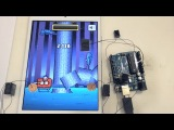 Arduino Plays Timberman Faster