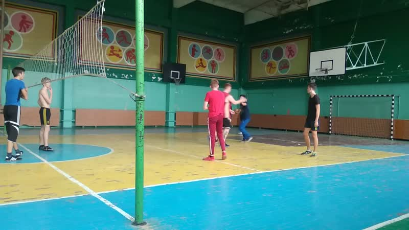 Волейбол СВ - 161п vs КИП - 171п 2