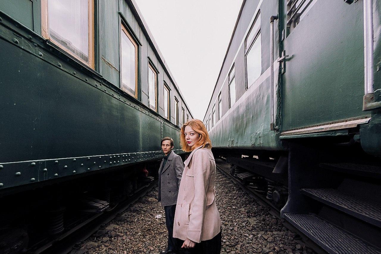С лёгким паром на вокзале 3 фотография