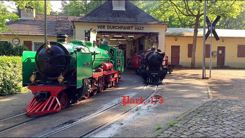 Dresden Park Railway. Part: 1/5