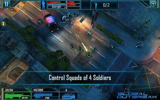 Скачать Global Outbreak для android