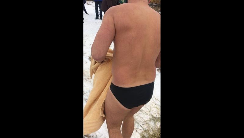 Крещение 2018 с.Тройчатое