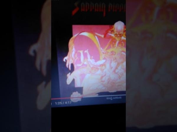 Instrumental por Black Sabbath en FLUFF