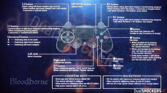 Управление Bloodborne сфотографированное на Gamescom 2014 HYIXDbiDlhg