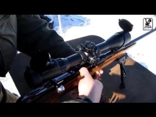 Тюнинг винтовки Мосина из Коврова__ДТК на Трёхлинейке