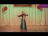 Svetlana Rukosueva.AHLAN LEL HOB Festival 2017.Traditional Iraqi dance.