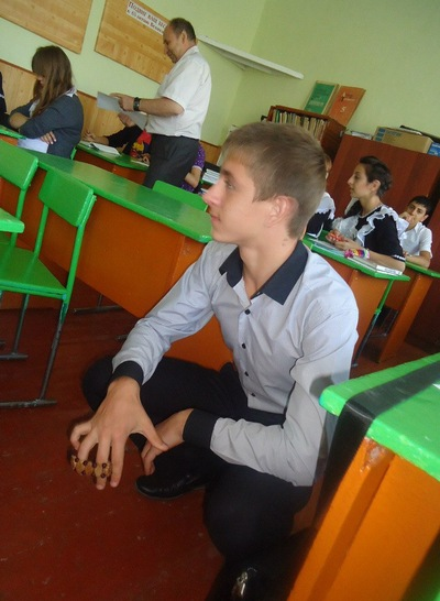 Александр Рыкунов, 7 сентября 1996, id190760366