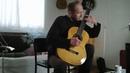 Contemplacion A.Barrios by Mrguitarcat with hopf/Adalid guitar