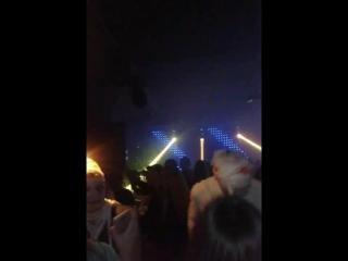 в клубе с танюхой