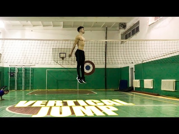 Volleyball Jump and Speed Training 2019 HD