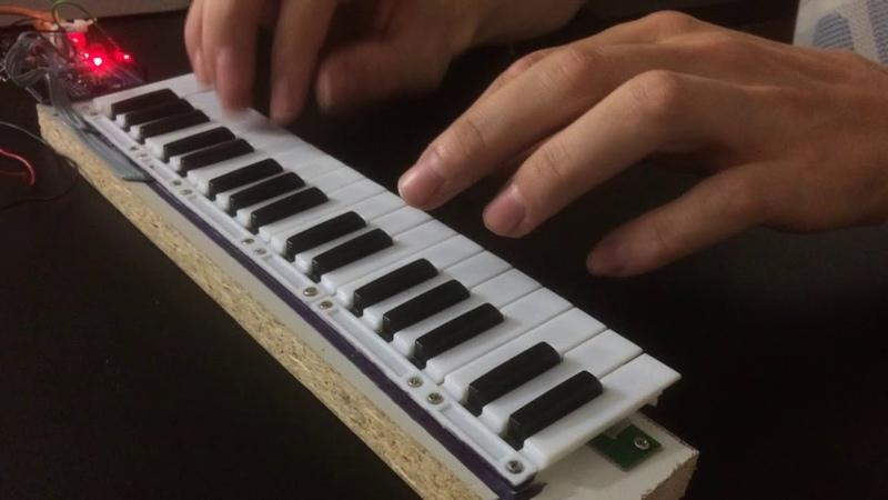 Чип и дейл игра на пианино Ардуино уно Vint Engels