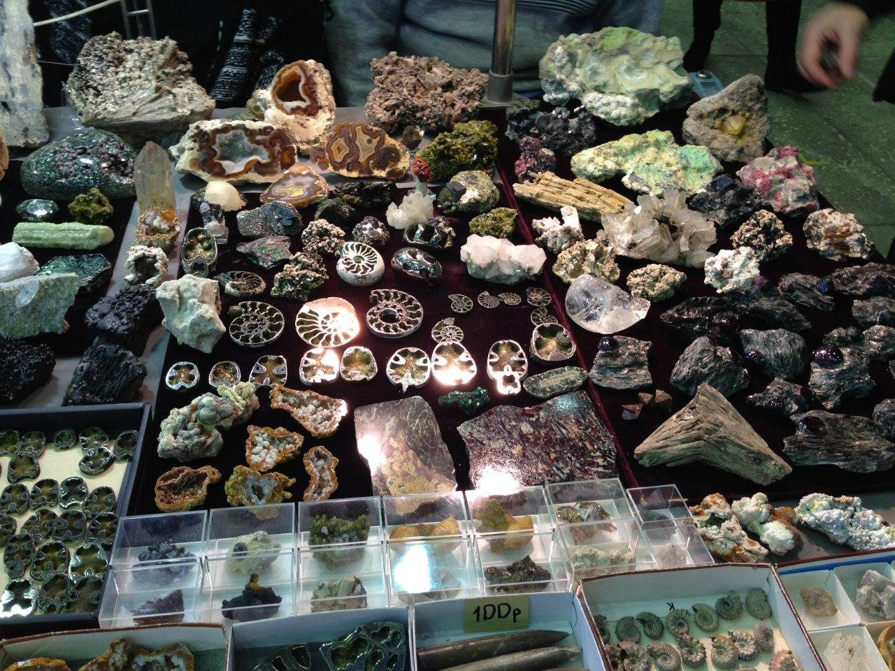 Внимание всем любителям минералов! BQ5jtkTeDH8