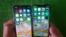 Iphone X копия против Iphone X оригинал часть 1 вся правда о тайваньских огрызках розыгрыш