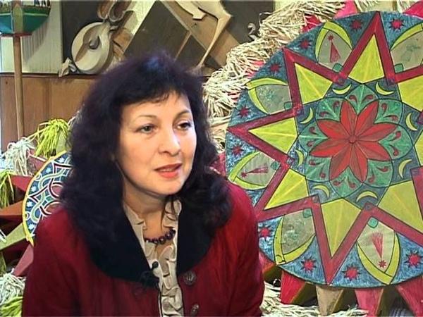 Українські традиції - Різдвяна зірка