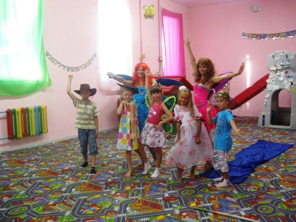 аниматоры Запорожье детские праздник феи Винкс