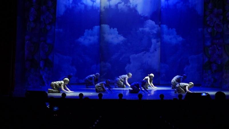 Танцевальный коллектив Второе дыхание - Армия