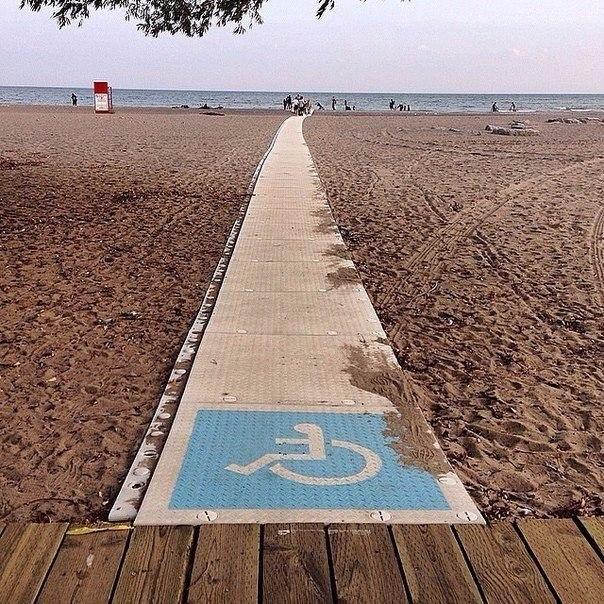 Эта вещь должна быть на каждом пляже мира