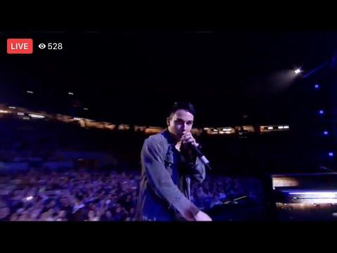 That's your role -Запис виступу Меловіна (Mèlovin) на Lviv Arena «Українська пісня» 18.08.18