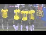 Колумбия - Эквадор 1-0 Обзор матча Все Голы 06/09/2013