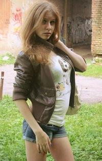 Оксана Черная, 1 октября 1994, Тула, id59529413