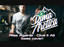 Dima Arctica - Give It All Rise Against Bass Cover