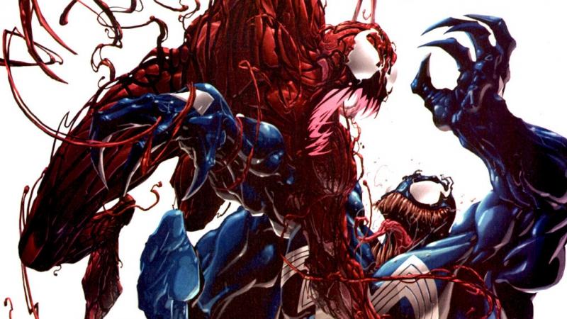 ComiXoids — Live: Веном против Карнажа, Дэдпул против Таноса, Серебряный Сёрфер