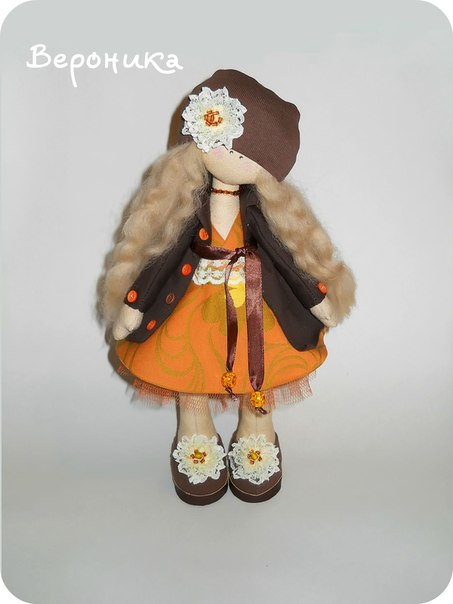 ,вероника, кукла