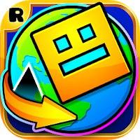 Geometry Dash World [Мод: Unlocked]
