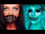Top 13 DIY Halloween Makeup Tutorials Compilation 2016  part 2!