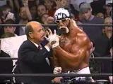Hollywood Hulk Hogan Promo WCW 1999 Canada
