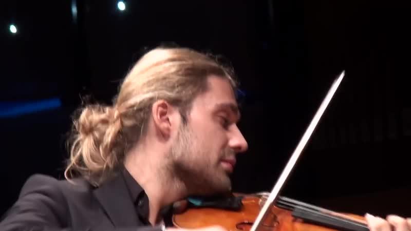 W.A. Mozart Sonate für Klavier und Violine Nr. 18 G-Dur KV 301 (293a),David Garrett Julien Quentin, 30.Apr2010