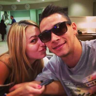 Photo of Mattia De Sciglio & his friend   -