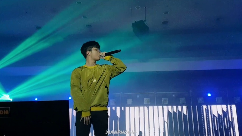 [23.12.2018] Woodie Gochild, Haon - Bar Code (The Monster Festival in Christmas )